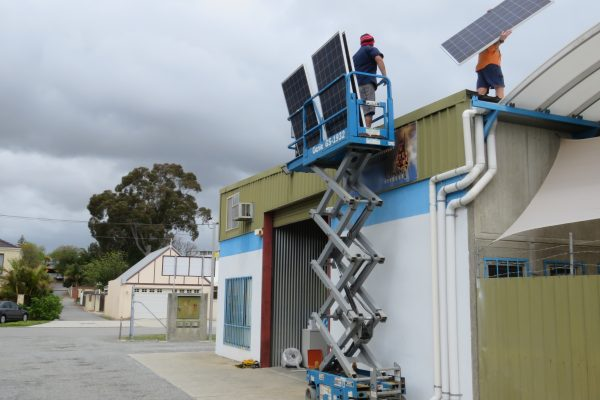 How much money can your business save with solar power?